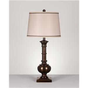 Signature Design by Ashley Lamps - Traditional Classics Set of 2 Oakleigh Metal Table Lamps