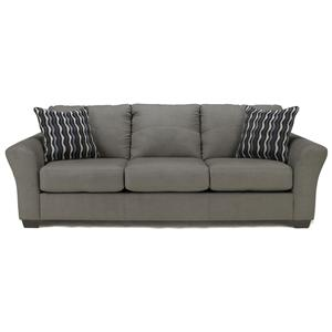 Signature Design by Ashley Furniture Lexi - Cobblestone Sofa
