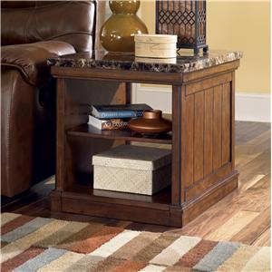 Signature Design by Ashley Furniture Merihill Rectangular End Table