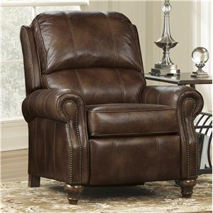 Signature Design by Ashley Furniture Ranger - Canyon Low Leg Recliner