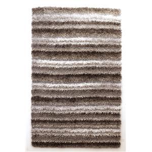 Signature Design by Ashley Furniture Contemporary Area Rugs Wilkes - Gray Medium Rug