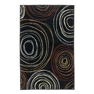 Signature Design by Ashley Furniture Contemporary Area Rugs Suri - Salsa Rug