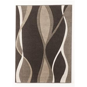 Signature Design by Ashley Contemporary Area Rugs Cadence - Neutral Medium Rug