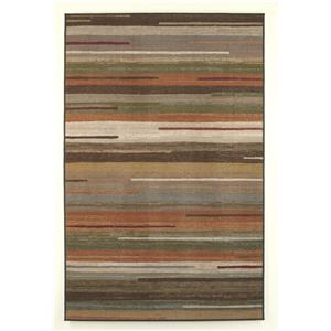 Signature Design by Ashley Contemporary Area Rugs Declan - Multi Small Rug