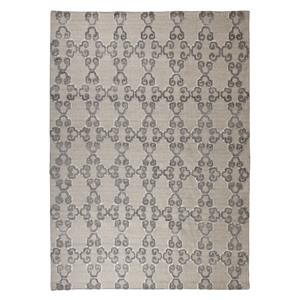 Signature Design by Ashley Traditional Classics Area Rugs Patterned - Gray/White Large Rug