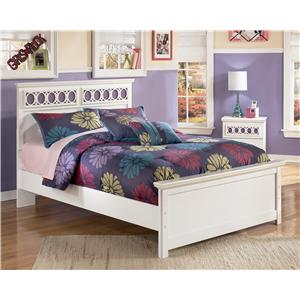 Signature Design by Ashley Furniture Zayley Full Platform Bed
