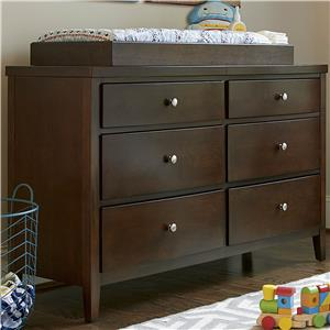 Smartstuff Freestyle Dresser with Changing Station