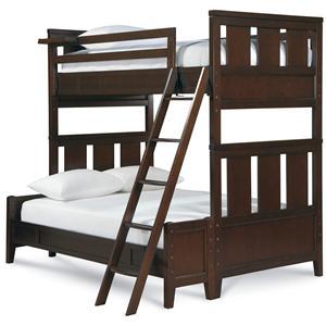 Smartstuff Freestyle Full Bunk Bed