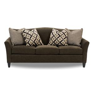 Smith Brothers 378 Stationary Sofa