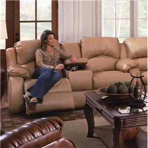 Southern Motion Cagney Console Sofa