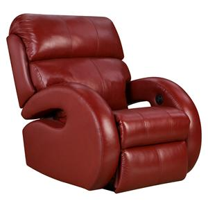 Southern Motion Zoom Swivel Rocking Recliner