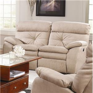 Southern Motion Jitterbug Double Reclining Loveseat