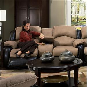 Southern Motion Jolson Console Sofa