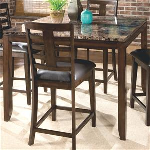 Standard Furniture Bella Counter Height Table