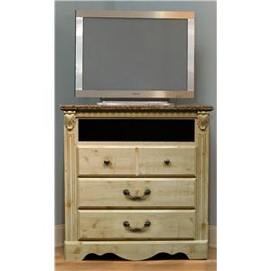 Standard Furniture Seville TV Chest