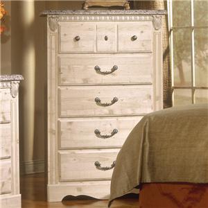 Standard Furniture Seville 5 Drawer Chest