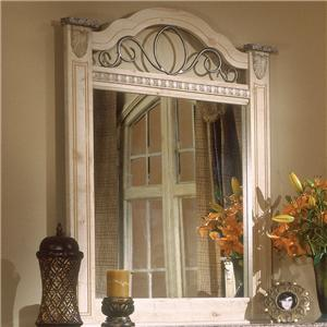 Standard Furniture Seville Panel Mirror