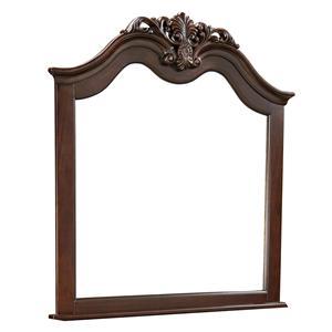 Standard Furniture Westchester Dresser Mirror