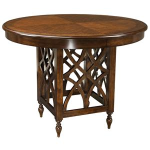 Standard Furniture Woodmont Round Counter Height Table