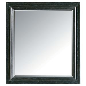 Stanley Furniture The Classic Portfolio - European Cottage Landscape Mirror