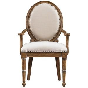 Stanley Furniture European Farmhouse Million Stars Hostess Chair