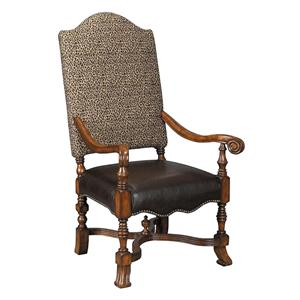 Stein World Accent Chairs Highback Accent Chair
