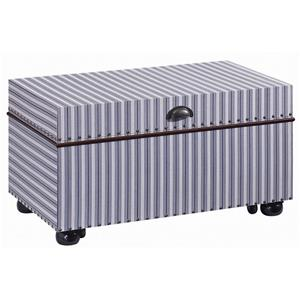 Stein World Accent Tables Ticking Trunk