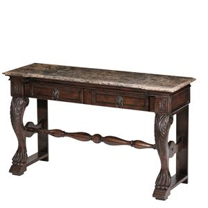 Stein World Accent Tables Carved Console