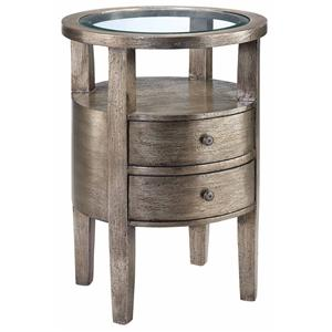 Stein World Accent Tables Round Accent Table