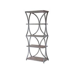 Stein World Bookcases Palos Heights Etagere