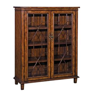 Stein World Bookcases Chippendale Style Bookcase