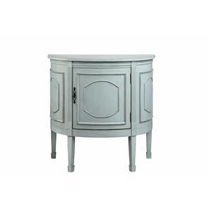 Stein World Cabinets Demilune Console