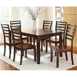 Steve Silver Abaco 7-Piece Dining Set