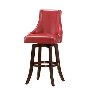 Steve Silver Brooks Swivel Bar Stool