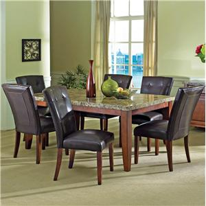 Steve Silver Montibello 7-Piece Dining Set
