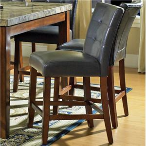 Steve Silver Montibello Parsons Counter Height Chair