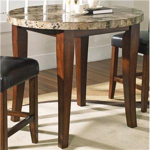 Steve Silver Montibello Round Counter Height Table