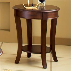Steve Silver Troy Round End Table