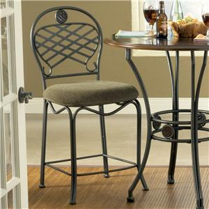 Steve Silver Wimberly Counter Chair