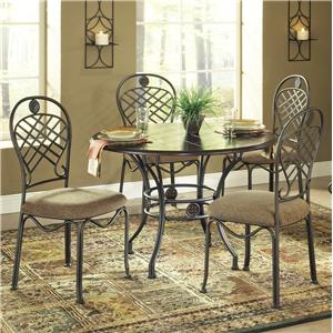 Steve Silver Wimberly Five Piece Dining Set