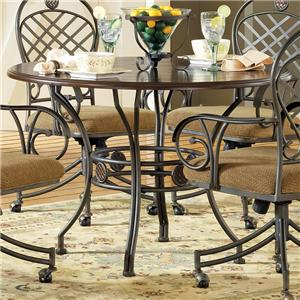 Steve Silver Wimberly Round Dining Table