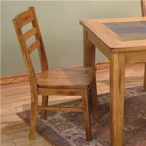 Sunny Designs Sedona Ladderback Chair