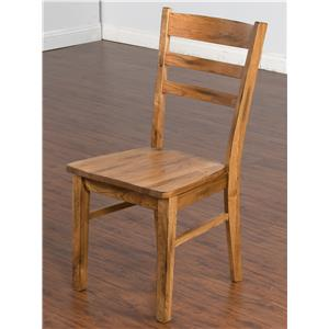 Sunny Designs Sedona Ladderback Chair