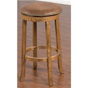 Sunny Designs Sedona Swivel Stool