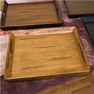 Sunny Designs Sedona Rustic Ottoman Tray
