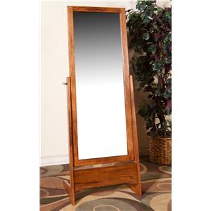 Sunny Designs Sedona Cheval Mirror