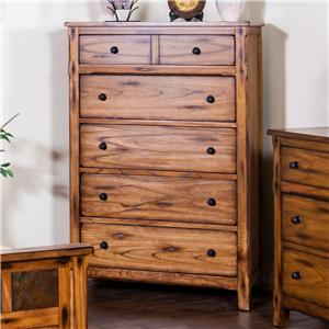 Sunny Designs Sedona Chest