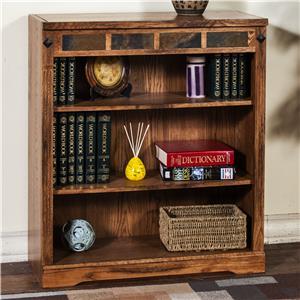Sunny Designs Sedona Bookcase