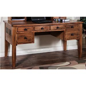 Sunny Designs Sedona Writing Desk