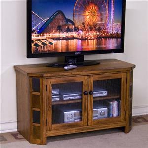 """Sunny Designs Sedona 42"""" TV Console"""